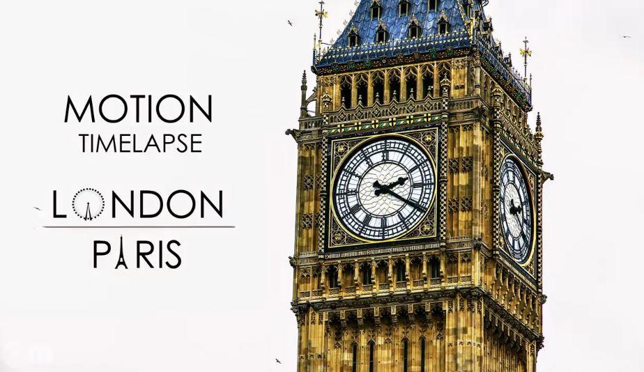 Photo of Beauté des monuments de Paris et Londres et vidéo