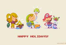 Photo of Illustrations du monde de Nintendo par Ken Wong