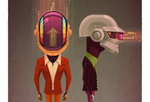 Photo of Les illustrations pop art de l'artiste James Gilleard