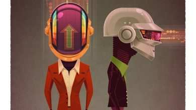 Photo of Les illustrations pop art de l'artiste James Gilleard