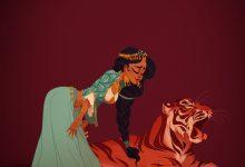 Photo of Les princesses Disney par Claire Hummel – Historical Princesses