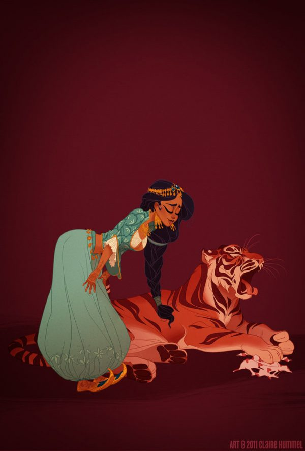 illustrations-princesses-disney-claire-hummel (4)