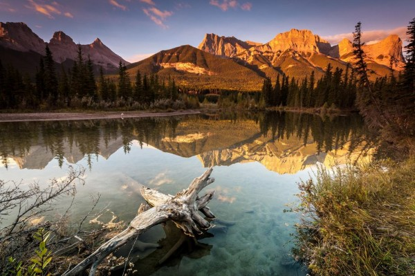 photographie-canmore-sunrise