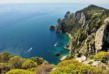 Photo of Photographie du jour #442 : Capri depuis les jardinds de Villa Jovis