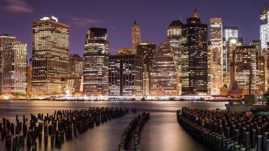 Photo of Photographie du jour #436 : Manhattan by night