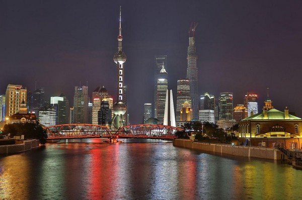 photographie-shanghai-night