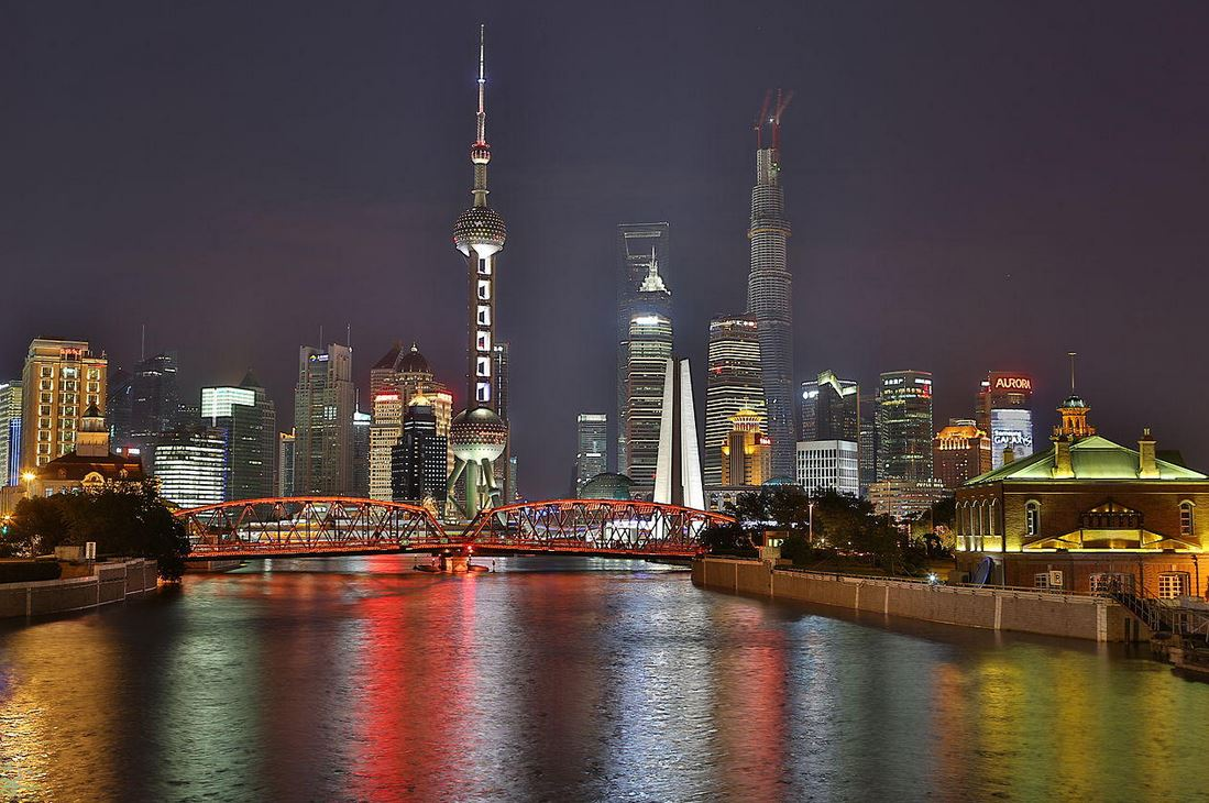 Photo of Photographie du jour #430 : Shanghai Night