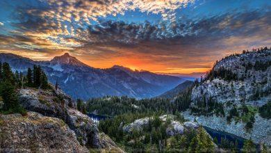 Photo of Photographie du jour #439 : Sunrise at Rachel Lake, Washington