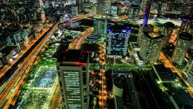 Photo of Photographie du jour #441 : Yokohama by night