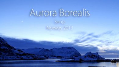 Photo of Time lapse des Aurores Polaires de Senja – Norvège