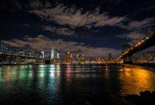 Photo of Beauté du quartier d'affaires de Midtown en time lapse – Manhattan