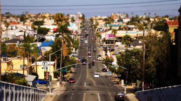 time-lapse-san-diego-tilt-shift