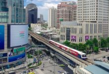 Photo of Time lapse tilt shift de Bangkok – Thaïlande