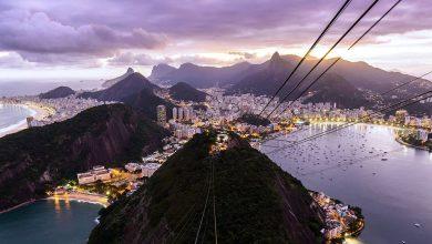 Photo of La beauté de Rio de Janeiro en time lapse