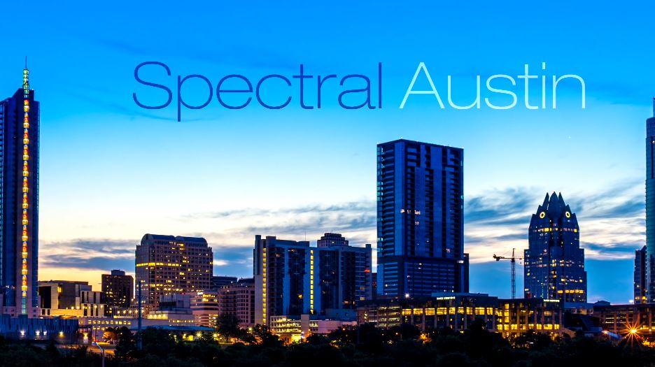 La ville d'Austin en time lapse - Texas