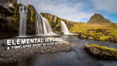 Photo of Elemental Iceland – Time lapse