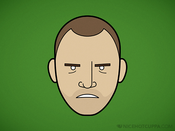 Faces of Breaking Bad: Jesse Pinkman (Angry)