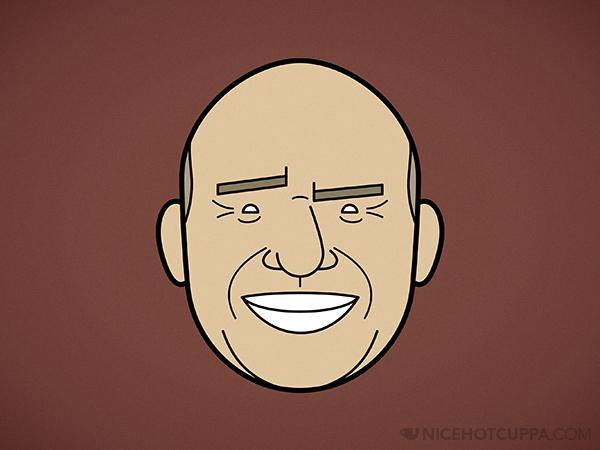 Faces of Breaking Bad: Hank Schrader