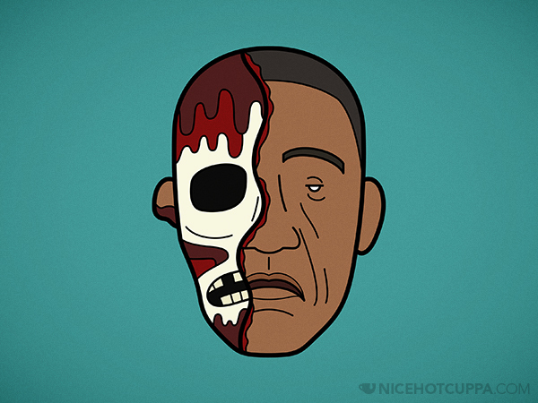 Faces of Breaking Bad: Gustavo Fring (Face Off)