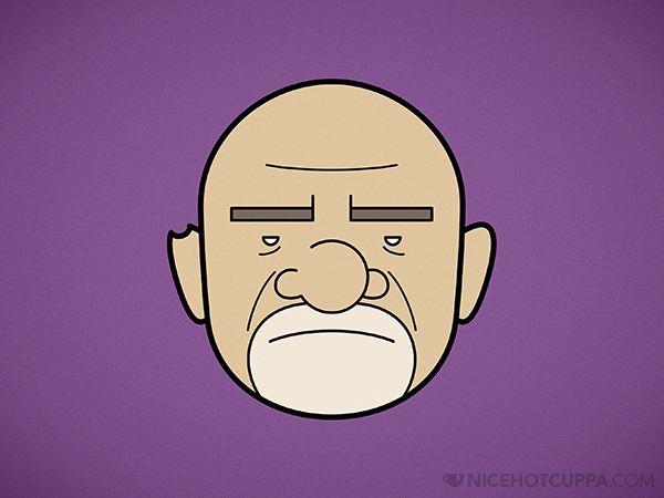 Faces of Breaking Bad: Mike Ehrmantraut