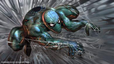 Photo of Les super-héros de l'artiste Daniel M Chavez
