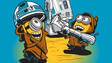 Photo of Les Minions de Moi, Moche et Méchant versions Star Wars