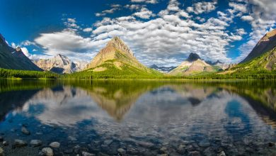 Photo of Photographie du jour #445 : Swiftcurrent lake