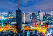 Photo of Time lapse de Bangkok – Thaïlande