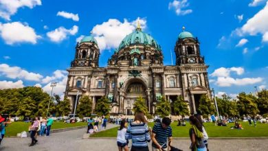 Photo of Berlin in Motion – time lapse