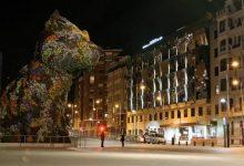 Photo of La beauté de la ville de Bilbao en time lapse