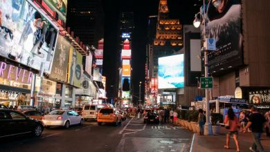 Photo of Time lapse d'une ville qui ne dort jamais – New York