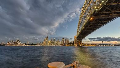 Photo of Time to Sydney – time lapse