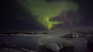 Photo of Wonderlights – Les Aurores Boréales d'Islande