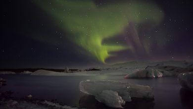 Photo of Wonderlights – Les Aurores Boréales d'Islande