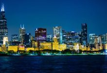 Photo of Time lapse de Chicago – Windy City Nights