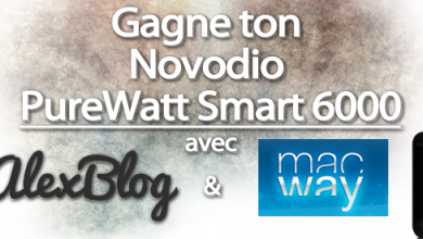 Photo of Concours : Gagne ton Novodio PureWatt Smart 6000