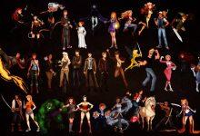Photo of Les illustrations de personnages Disney par Isaiah K Stephens
