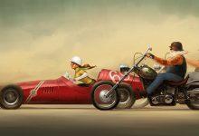 Photo of Les illustrations de Michal Lisowski