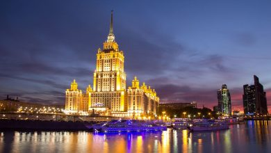 Photo of Time lapse sur la beauté de Moscou