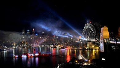 Photo of Photographie du jour #457 :  Firework on Harbour Bridge