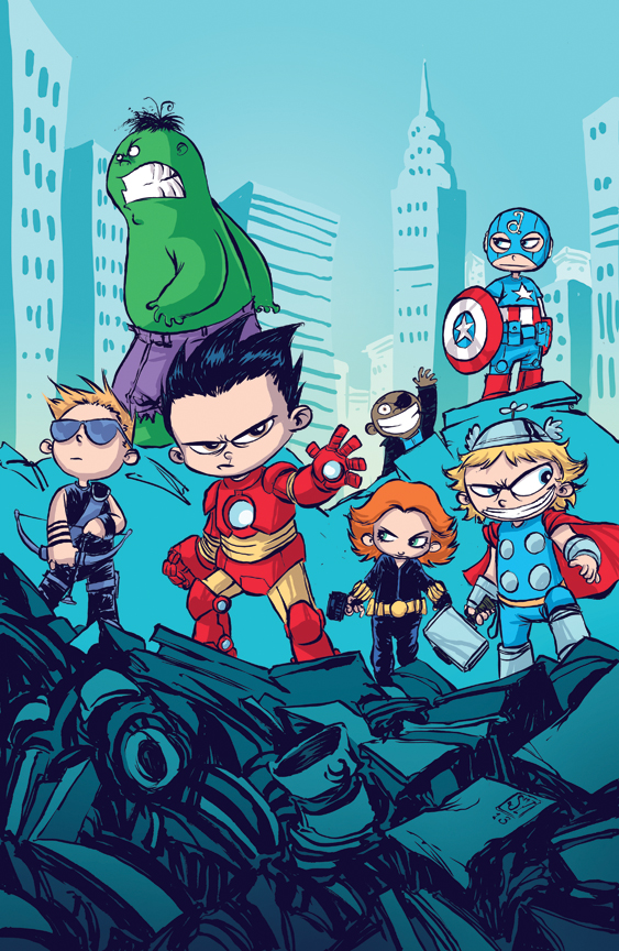super-heros-enfants-skottie-young (5)