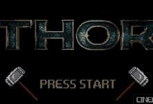 Photo of Thor 8 bit game