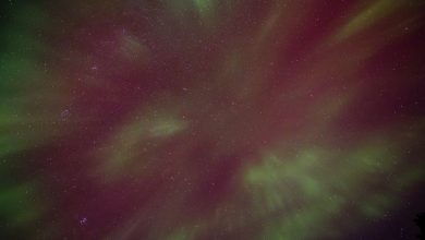Photo of Aurora et nuits étoilées depuis Lac Supérieur en time lapse