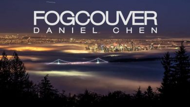 Photo of Vancouver et son brouillard – time lapse
