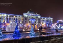 Photo of Un an en time lapse à Kharkov de l'hiver à l'été – Ukraine