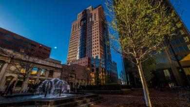 Photo of Time lapse sur la ville de Louisville