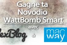 Photo of Concours Noël : Gagne ta Novodio WattBomb Smart