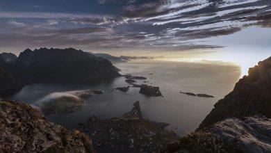 Photo of La beauté des îles Lofoten en time lapse – Norvège