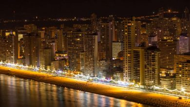 Photo of Découverte en time lapse de la ville de Benidorm