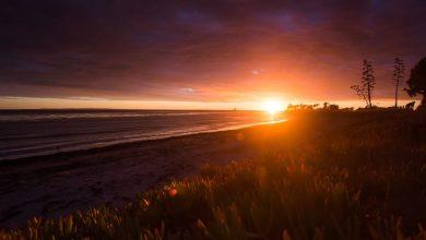 Photo of La beauté de l'État de Californie en time lapse